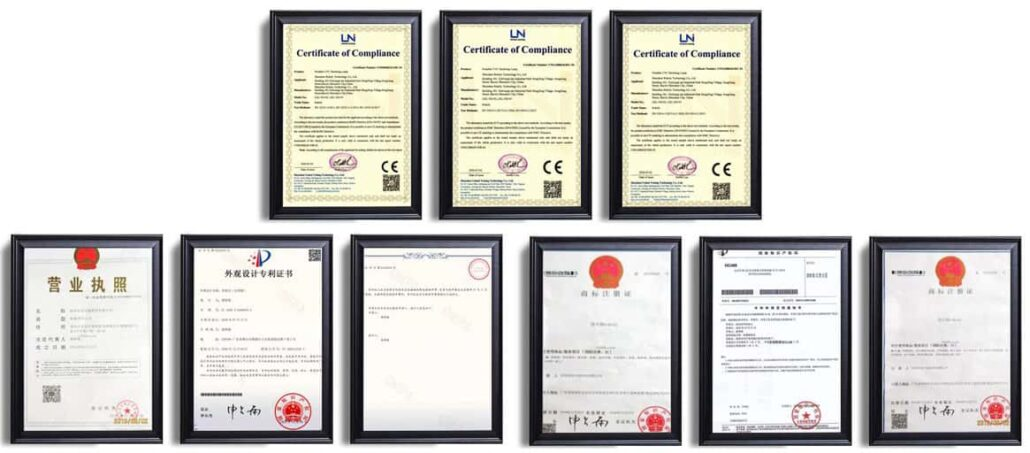 nimider beauty certification